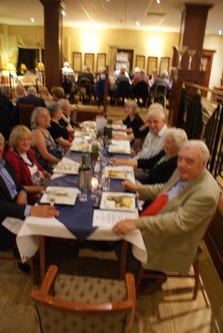 Annual Dinner 2014