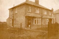 9 Earlsway, Curzon Park, newly built circa 1925